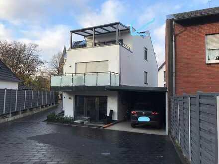 Neuwertige Dachgeschosswohnung mit drei Zimmern und Dachterrasse in Stadtlohn