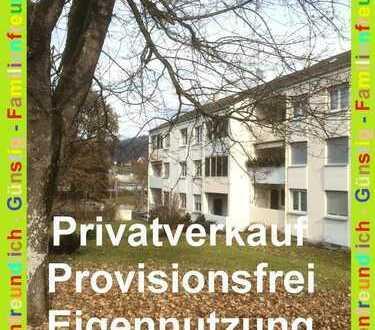 4,5-5 Zimmer - Renoviert - Süd-Balkon - Ruhige Lage -