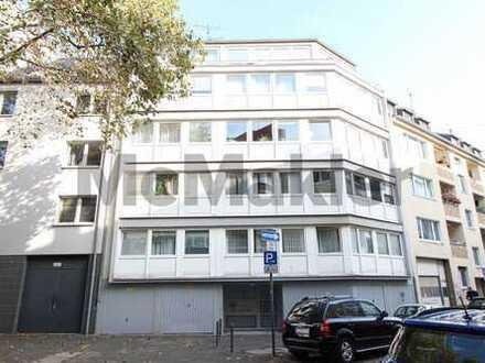 Neues Zuhause oder attraktive Anlageoption: 2-Zi.-ETW mit Balkon in Köln Altstadt-Süd nahe der Uni