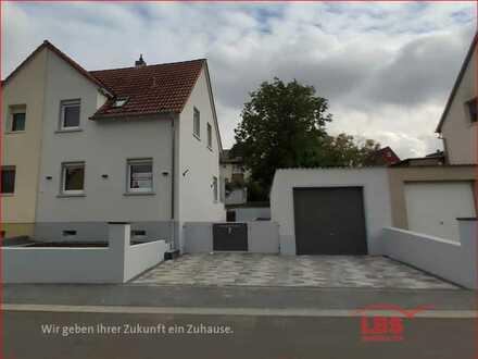DHH-Erstbezug nach Sanierung in Top-Lage von Alzey