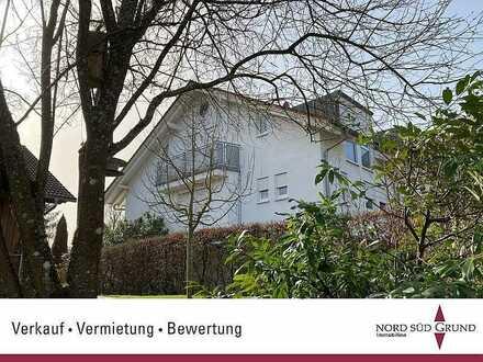 Doppelhaushälfte für höchste Ansprüche mit Fernblick über Baden-Baden/Lichtental.