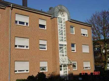 Gepflegte 2 Zimmerwohnung mit Balkon