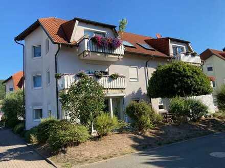 Große, helle 1-Raum-Wohnung in Obermaßfeld