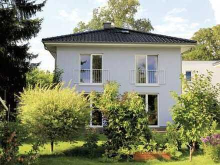 **Neubau eines Stadthauses als DHH auf ca. 470 m² Grundstück!**