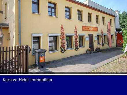 Bölschestraße: 130 m² Büro-/Praxisräume + 80 m² überdachte Terrasse!