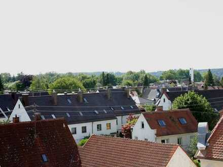 Exklusives 3-Zimmer Penthouse Erstbezug Augsburg - Göggingen