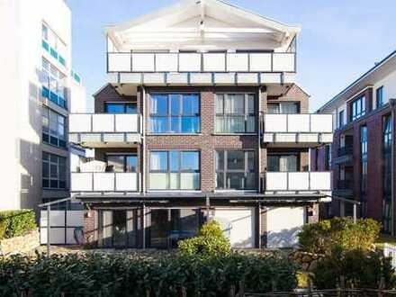 Exklusive, moderne Stadtwohnung in Strand naher Lage, ruhig gelegen!