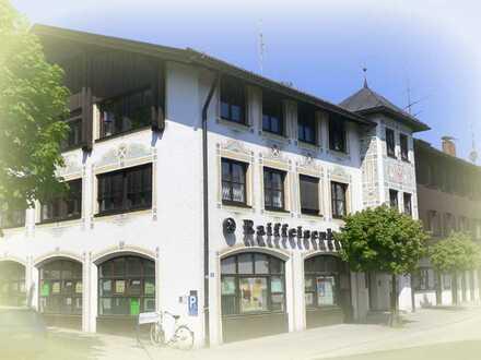 Möblierte 1 Zimmer Wohnung im Ortskern von Oberaudorf