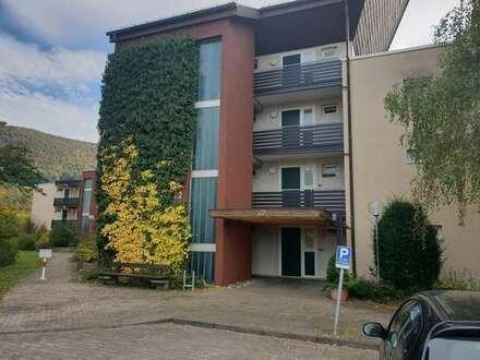 RUHE - RUHE - RUHE - RANDLAGE - Appartement neben der Panorama Therme - sofort beziehbar
