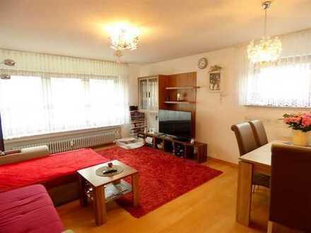 Gemütliche Wohnung in guter Lage von Schorndorf, mit Balkon und Garage!