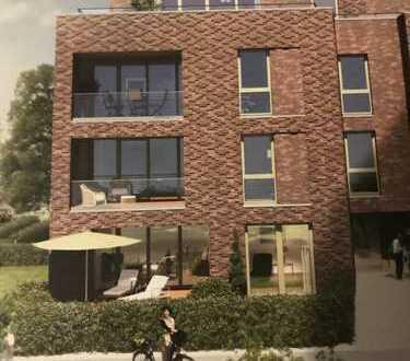 Erstbezug mit EBK und Balkon: exklusive 2-Zimmer-Wohnung in Bremen
