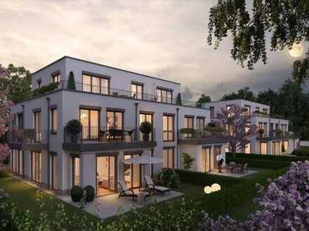 ++RESERVIERT++ 3-Zimmer-Gartenwohnung in ruhiger Lage nahe BMW