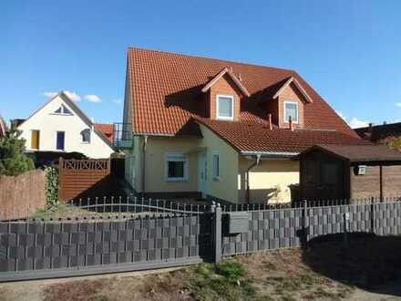 Massive Doppelhaushälfte in ruhiger Lage mit individuellen Möglichkeiten