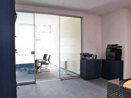 Helle lichtdurchflutete und modern gestaltete Büroräume mit moderner Haustechnik - provisionsfrei