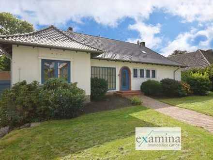 Großzügiges Einfamilienhaus mit parkähnlichem Grundstück auf der westlichen Höhe von Fensburg!