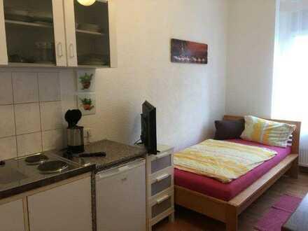 Schönes, voll möbliertes Zimmer in Karlsruhe, Durlach zu vermieten.