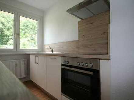 Single-Wohnung mit toller Einbauküche!!!