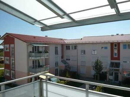 Attraktive 3-Zimmer-Wohnung in S-Bahn Nähe mit Balkon und Einbauküche