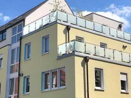 4-Zimmer-Penthouse-Wohnung mit riesiger Dachterrasse in der Innenstadt