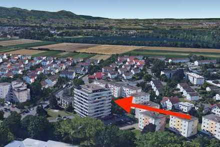 Ansprechende 3-Zimmer-Wohnung in Weinheim