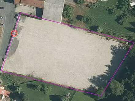 attr.Stellfläche ca. 6000 m²in Weischitz/Bestlage zu verm.!
