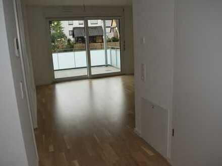 Erstbezug: exklusive 2-Zimmer-Wohnung mit Einbauküche und Balkon in Stuttgart-Feuerbach