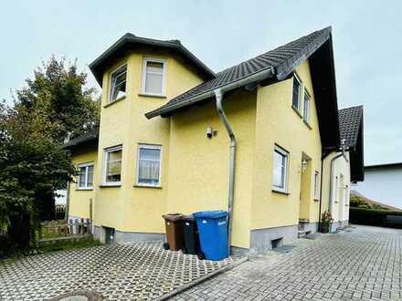 Familienglück - Wohlfühlen in Dehrn, Elegante, gepflegte DHH mit 5 Zim, Terrasse, Garten, Stellplz..