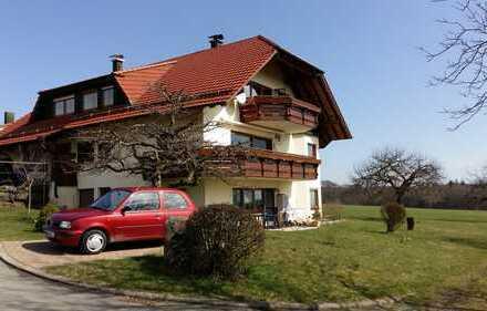 Schöne vier Zimmer Wohnung in Neckar-Odenwald-Kreis, Waldbrunn