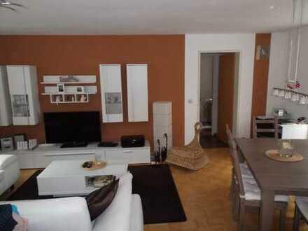 Gepflegte 2-Zimmer-EG-Wohnung mit Terrasse in Offenburg