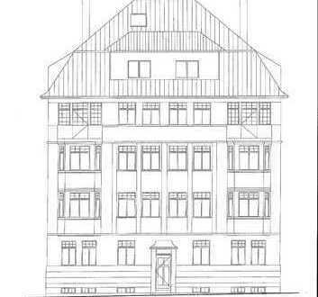 Freie, gut geschnittene 3-Zimmer-Wohnung in Stuttgart-Ost