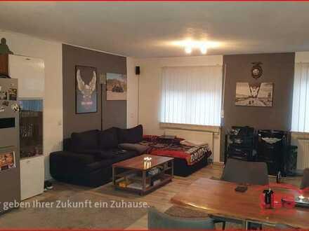 Vermietete und neuwertige 2 ZKB Souterrain Wohnung