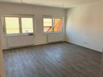 Erstbezug: geräumige 1-Zimmer-Wohnung zur Miete in Bisingen