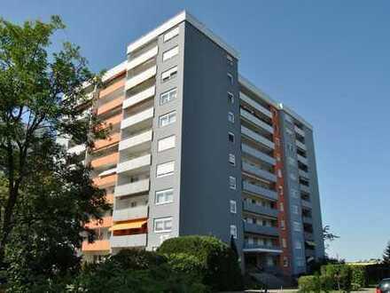 Penthouse-Wohnung mit schönem Blick über Limburgerhof
