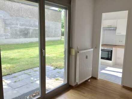 Kaufen, bevor 2020 die Preise abheben ✈️,Apartment mit Terrasse in grüner Oase, 5,18% Rendite