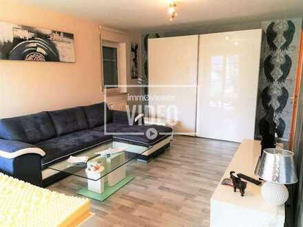 Modern möbliertes 1-Zimmer-Appartement mit Terrasse