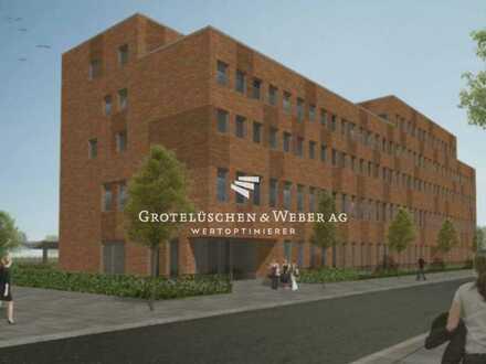 MIETEN.   Gewerbefläche im Neubau Roter-Sand Quartier zu vermieten
