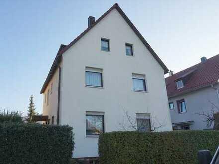 Einfamilienhaus am Fuße des Wartbergs in Heilbronn