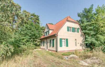 Heinze-Immobilien(IVD): Ruhig gelegenes Bürohaus zu vermieten