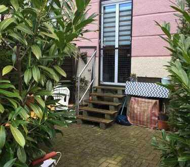 Sanierte 2-Zimmer-Altbau-Wohnung mit Terrasse in Kyritz