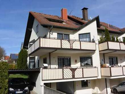 Lichtdurchflutete 3 Zimmer Wohnung in Hösbach