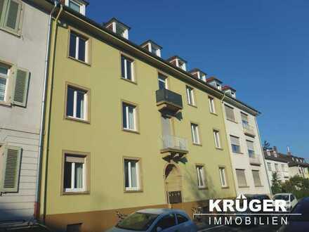 KA-Oststadt / tolle und gepflegte 3-Zi-Altbau-Wohnung mit Balkon in zentraler Lage / ab 01.06.2021