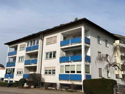 Verkauf einer schönen Dachwohnung in Emmendingen, Nähe Zentrum