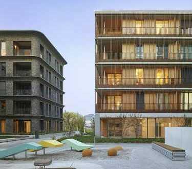 """Attraktive 4-Zi.-EG-Wohnung (H1_Whg.1) mit schönem Gartenantei im """"Neckarbogen"""" auf dem BUGA-Gelände"""