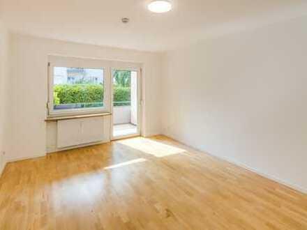 Frisch renovierte & bezugsfreie Ein-Zimmer-Wohnung in attraktiver Lage in energetisch saniertem MFH!
