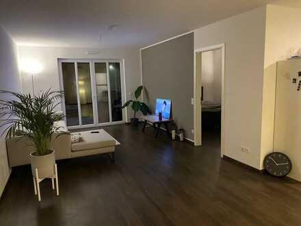 Modern ausgestattete Wohnung mit toller Dachterrasse
