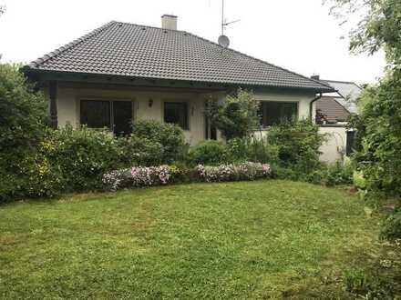 Bungalow/Einfamilienhaus in Rulfingen, ruhige Ortsrandlage