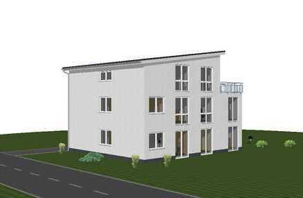 Projektiertes 8-Familienhaus mit 800 m² Wohnfläche