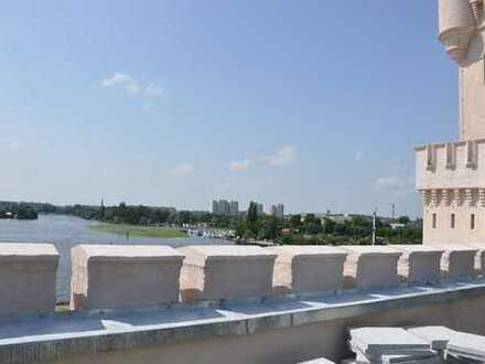 Dachgeschoss im Persiusspeicher in Potsdam - es erwartet Sie ein toller Wasserblick