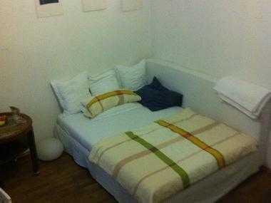 Zimmer in cooler 3er WG