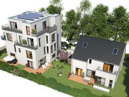 Neubauprojekt: Grün Ruhig Zentral: Maisonette-Townhouse mit Privatgarten